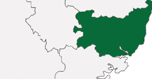 Areas Covered in Suffolk
